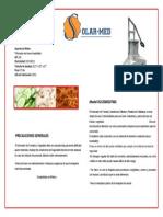 Prosesador de Vegetales Alimentos Model-X15238020768L