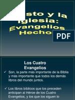 Cristo y La Iglesia