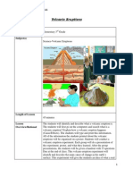 lesson plan with rubric-valcano experiment