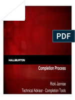 Completion Process HAL