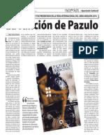 La función de Pazulo [Miguel Málaga]