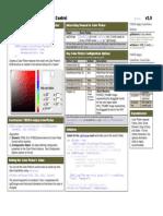 Web colorpicker