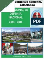 Plan Regional de Defensa Nacional 2013 - 2014