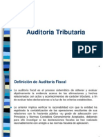 Concepto de Auditoria Tributaria