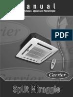 Manual de Instalação Ar Condicionado
