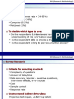 RM (Research Methodology)
