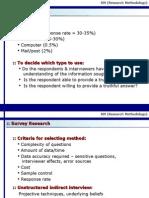 RM (Research Methodology)