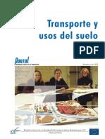 Transportes y uso de suelo