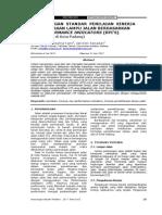 Josi - Vol. 11 No. 2 Oktober 2012 - Hal 225-234 Perancangan Standar Penilaian Kinerja Pemeliharaan Lampu Jalan Berdasarkan Key Performance Indicators (Kpi) (Studi Kasus Di Kota Padang)
