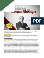 La Rubrica Del Revenue Manager - Intervista Antonio Montemurro