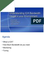 Ica Bandwidth