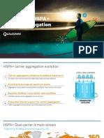 Hspa Carrier Aggregation Evolution