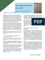 Administrando en Tiempo de Crisis