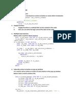Webdynpro ABAP Usage with sample code