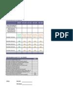Interim Report Format