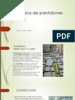 AREAS DE PLANTA TEXTIL
