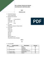 Format Laporan Bmc
