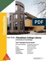 Cs Fitzwilliam Library Cambridge Uk