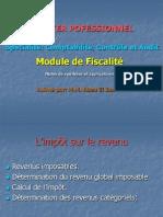 Master Pofessionnel Fiscalité Française