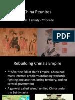 china 1 7th