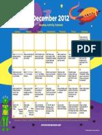 December Reading Ideas