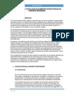 Dimensionamien y Detallado de Elementos Estructurales Grupo 12
