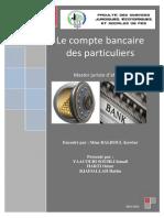 Le Compte Bancaire Des Particuliers