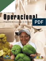 Manual Operacional Para Correção do Programa de Aquisição de Alimentos