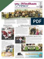 Pelham~Windham News 12-12-2014