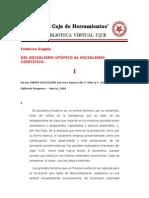 7. Engels - Del Socialismo Utópico Al Socialismo Científico