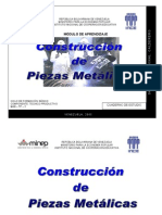 Construccion de Piezas Metalicas
