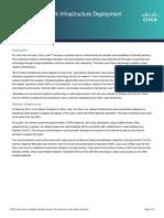 Cisco Live Network Infrastructure Deployment