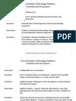 The Correlation Technology Platform