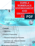 Topic 4 - Workplace Env and Ergo[1]