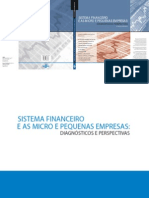 Sitema Financeiro e as Mpe
