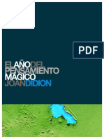 """""""El año del pensamiento mágico"""", Joan Didion"""