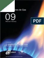 Guía Técnica Gas