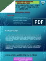 Analisis de La Ley General Del Ambiente