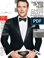 GQ Magazine - December 2014 USA