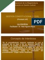 Los Interdictos PDF