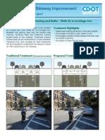Lincoln Avenue Bikeway Improvement