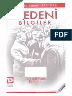 Medeni̇ Bi̇lgi̇ler-Mustafa Kemal Atatürk