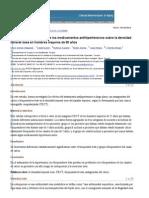 Los Efectos a Largo Plazo de Los Medicamentos Antihipertensivos Sobre La Densidad Mineral Ósea en Hombres Mayores de 55 Años