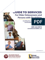 aging and disabilities guide