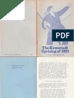 The Kronstadt Uprising of 1921