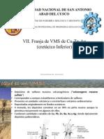 VII. Franja de VMS de Cu-Zn-Au (Cretácico Inferior)