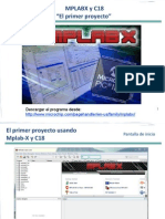 MPLABX C18 El Primer Programa Rev211112