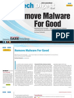 Remove Malware for Good