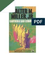 Miller, Walter - Cantico a San Leibowitz