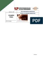 2º Examen Final e. Ambiental2014-2
